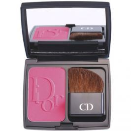 Dior Diorblush Vibrant Colour pudrová tvářenka odstín 876 Happy Cherry  7 g