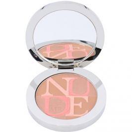 Dior Diorskin Nude Air Glow Powder rozjasňující pudr pro zdravý vzhled odstín 004 Warm Light  10 g