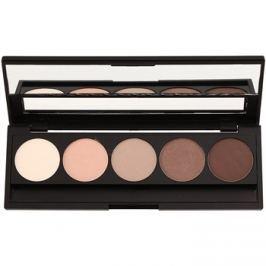 E style Perfect Harmony Palette paleta očních stínů se zrcátkem odstín 01 Natural 9,5 g