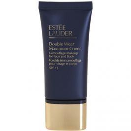 Estée Lauder Double Wear Maximum Cover krycí make-up na obličej a tělo odstín 2W2 Rattan SPF 15  30 ml