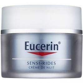 Eucerin Sensi-Rides noční krém proti vráskám  50 ml