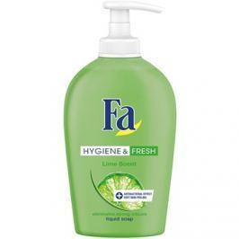 Fa Hygiene & Fresh Lime tekuté mýdlo s pumpičkou  250 ml