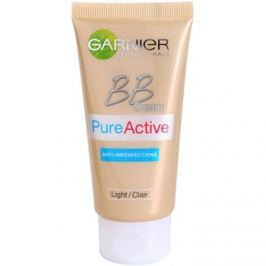 Garnier Pure Active BB krém proti nedokonalostem pleti Light  50 ml
