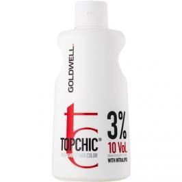 Goldwell Topchic aktivační emulze 3% 10 Vol.  1000 ml