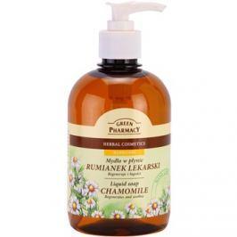 Green Pharmacy Hand Care Chamomile tekuté mýdlo  465 ml