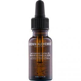 Grown Alchemist Activate antioxidační pleťový olej na den a noc Rosehip & Camellia Seed 20 ml