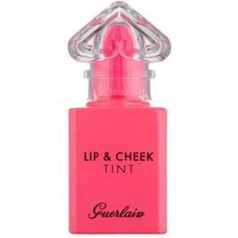Guerlain La Petite Robe Noire tónovač na rty a tváře odstín 002 Pink Tie 8,5 ml