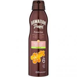 Hawaiian Tropic Protective voděodolný ochranný suchý olej na opalování SPF 6  177 ml