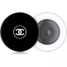 Chanel Calligraphie De Chanel dlouhotrvající gelové oční linky odstín 65 Hyperblack 4 g