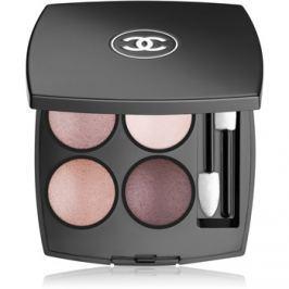 Chanel Les 4 Ombres intenzivní oční stíny odstín 226 Tissé Rivoli 2 g