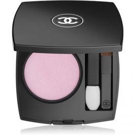 Chanel Ombre Première oční stíny se saténovým efektem odstín 12 Rose Synthétique 2,2 g