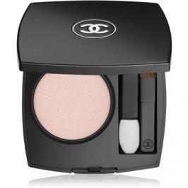 Chanel Ombre Première oční stíny se saténovým efektem odstín 28 Sable 2,2 g
