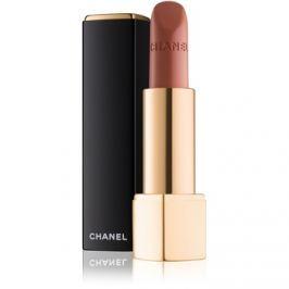 Chanel Rouge Allure intenzivní dlouhotrvající rtěnka odstín 168 Rouge Ingénue 3,5 g