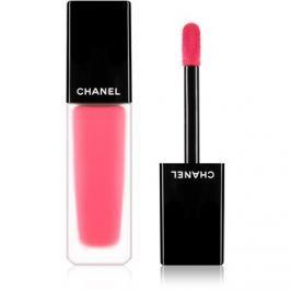 Chanel Rouge Allure Ink tekutá rtěnka s matným efektem odstín 142 Créatif 6 ml