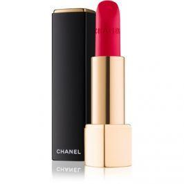 Chanel Rouge Allure Velvet sametová rtěnka s matným efektem odstín 46 La Malicieuse  3,5 g