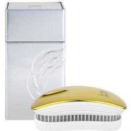 ikoo Metallic Pocket kartáč na vlasy Soleil White