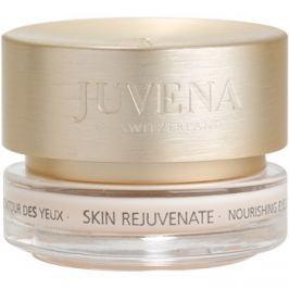 Juvena Skin Rejuvenate Nourishing oční protivráskový krém pro všechny typy pleti  15 ml