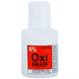 Kallos Oxi krémový peroxid 6% pro profesionální použití  60 ml