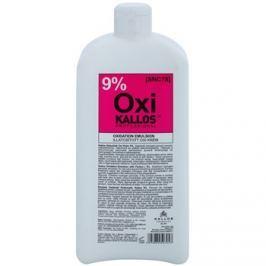 Kallos Oxi krémový peroxid 9% pro profesionální použití  1000 ml