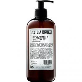 L:A Bruket Body tekuté mýdlo s pelargonií na ruce a tělo  450 ml
