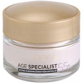 L'Oréal Paris Age Specialist 55+ oční krém proti vráskám  15 ml