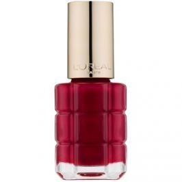 L'Oréal Paris Color Riche lak na nehty odstín 552 Rubis Folies 13,5 ml