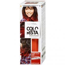 L'Oréal Paris Colorista Washout vymývající se barva na vlasy odstín Red  80 ml