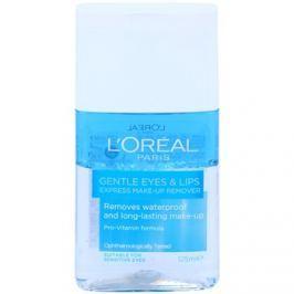 L'Oréal Paris Gentle odličovač očí a rtů pro citlivou pleť  125 ml