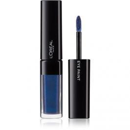 L'Oréal Paris Infallible dlouhotrvající gelové oční stíny odstín 204 Over the Blue
