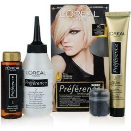 L'Oréal Paris Préférence barva na vlasy odstín 92