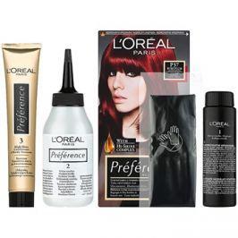L'Oréal Paris Préférence barva na vlasy odstín P37 Pure Plum