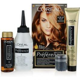 L'Oréal Paris Préférence barva na vlasy odstín 6.35/A3 Havane