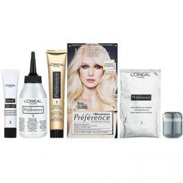 L'Oréal Paris Préférence barva na vlasy odstín Extreme Platinum