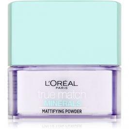 L'Oréal Paris True Match Minerals transparentní pudr s matným efektem  10 g