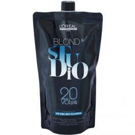 L'Oréal Professionnel Blond Studio Nutri Developer aktivační emulze 6 % 20 Vol. 1000 ml