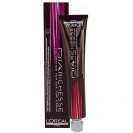 L'Oréal Professionnel Dia Richesse semi-permanentní barva na vlasy bez amoniaku odstín 7.8 Moka Latte 50 ml