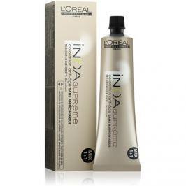 L'Oréal Professionnel Inoa Supreme barva na vlasy bez amoniaku odstín 8,23 Madreperla Preziosa 60 g