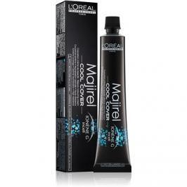 L'Oréal Professionnel Majirel Cool Cover barva na vlasy odstín 6.17 Blond Foncé Cendré Froid  50 ml