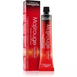 L'Oréal Professionnel Majirouge barva na vlasy odstín C 6,64 Carmilane/Rubilane 50 ml