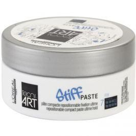 L'Oréal Professionnel Tecni Art Stiff tvarující pasta s matným efektem  75 ml