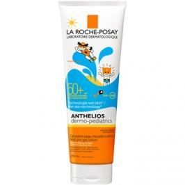 La Roche-Posay Anthelios Dermo-Pediatrics ochranné gelové mléko pro dětskou pokožku SPF50+  250 ml