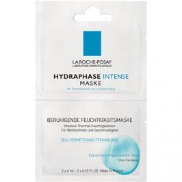 La Roche-Posay Hydraphase uklidňující hydratační maska pro citlivou a suchou pleť  12 ml