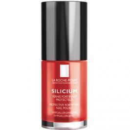La Roche-Posay Silicium Color Care lak na nehty odstín 24 Perfect Red 6 ml