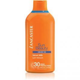Lancaster Sun Beauty mléko na opalování SPF30  400 ml