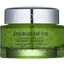 Lancôme Énergie De Vie čisticí maska pro všechny typy pleti včetně citlivé  75 ml