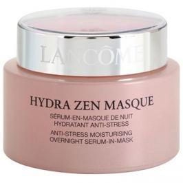 Lancôme Hydra Zen antistresová noční maska s účinkem pleťového séra  75 ml