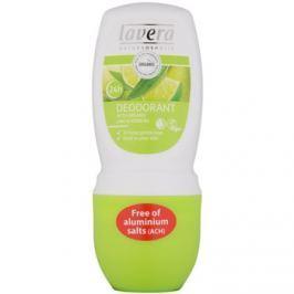 Lavera Body Spa Lime Sensation deodorant roll-on  50 ml