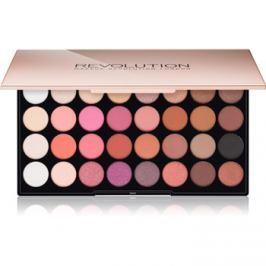 Makeup Revolution Flawless 4 paleta očních stínů 32 x 16 g