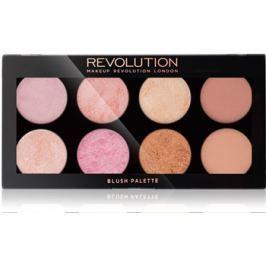 Makeup Revolution Golden Sugar 2 Rose Gold paleta tvářenek  13 g