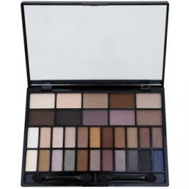 Makeup Revolution I ♥ Makeup You´re Gorgeous paleta očních stínů  14 g